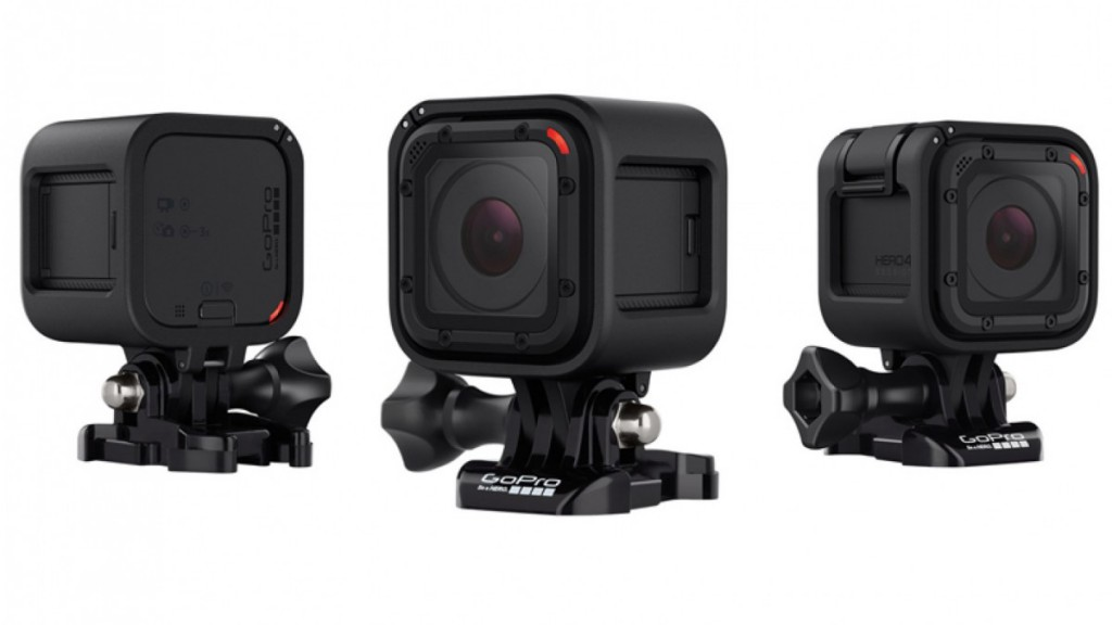 is GoPro Session Waterproof