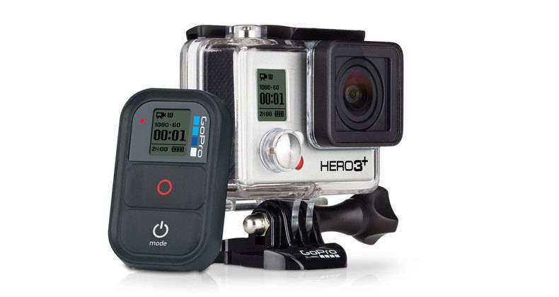 is GoPro Hero3 Waterproof