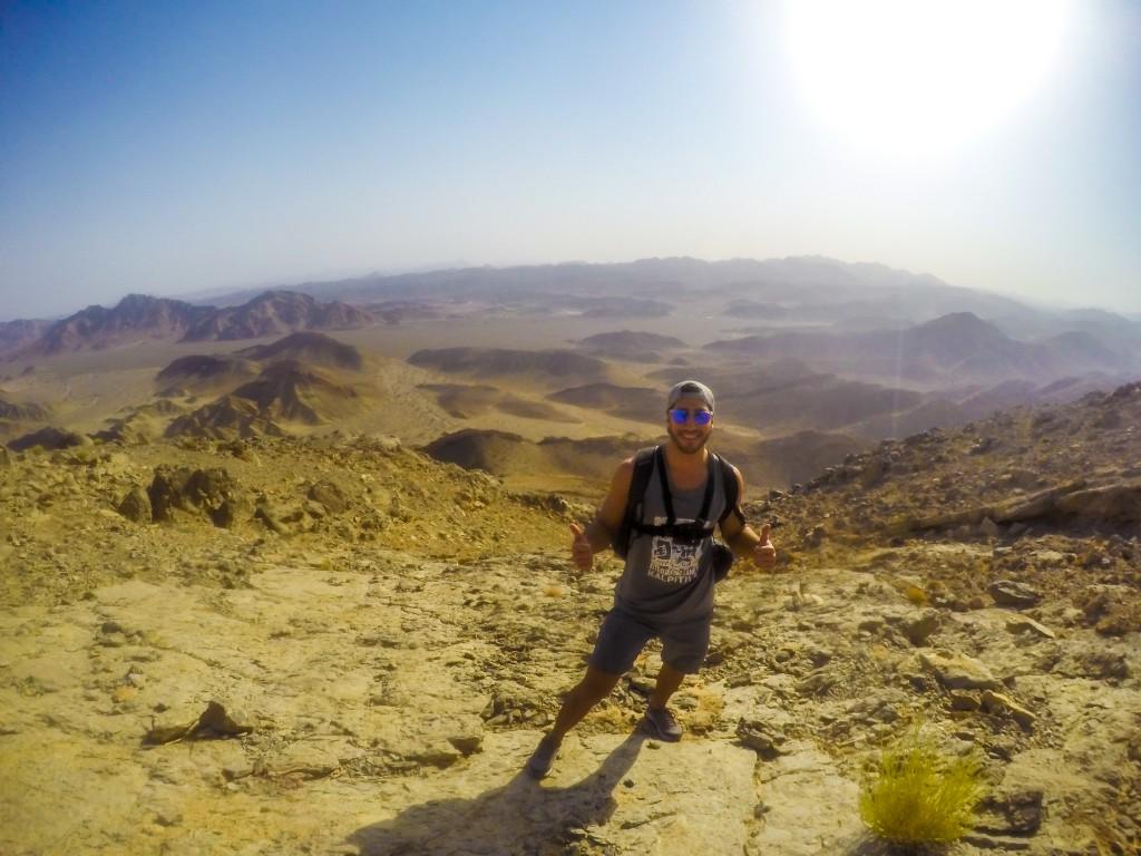 Jebel Sumayni Oman