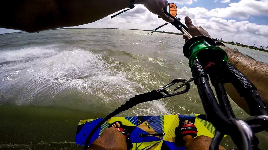 GoPro Chest strap surfing accessories