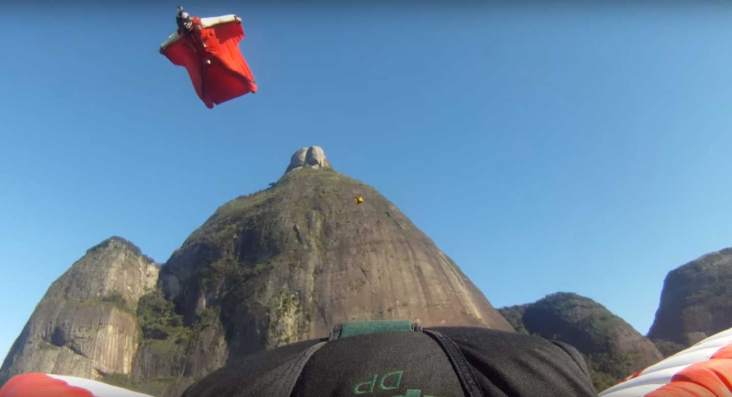 gopro wingsuit basejump