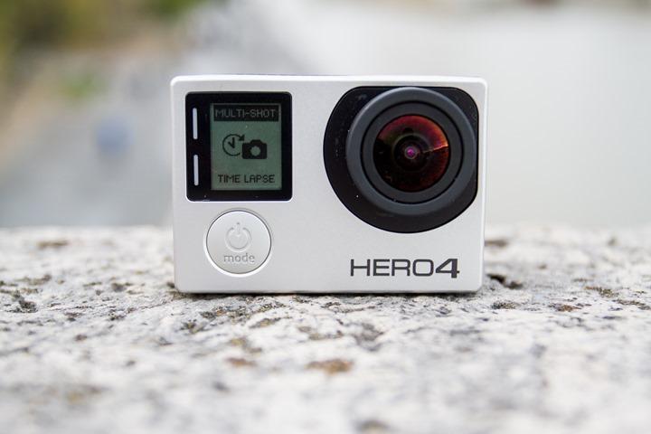 is GoPro Hero4 Waterproof