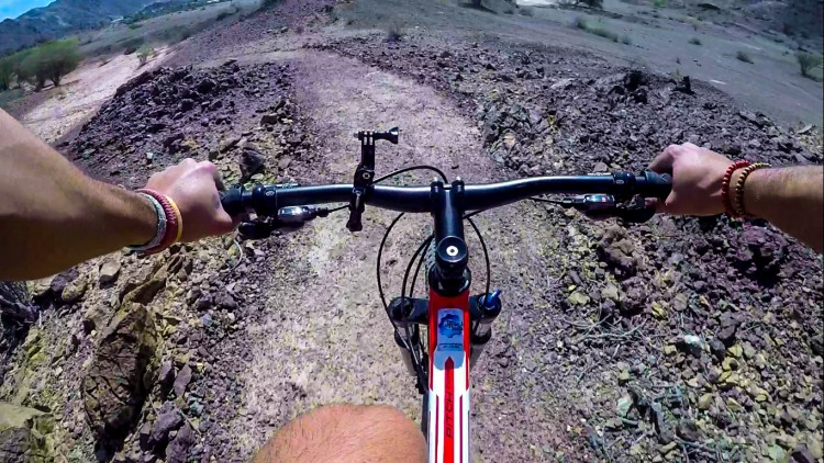 GoPro mountain bike mounts