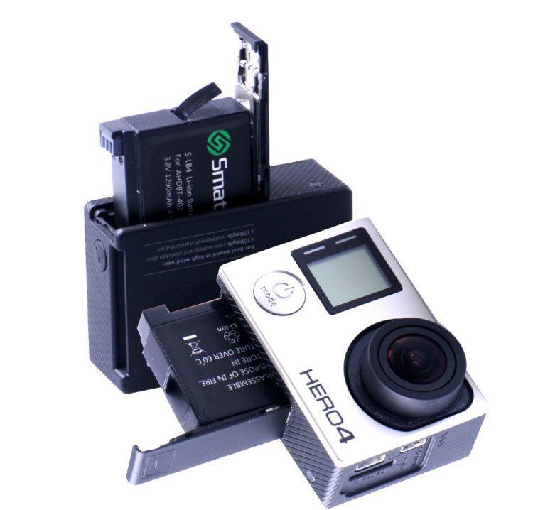 Smatree GoPro Battery