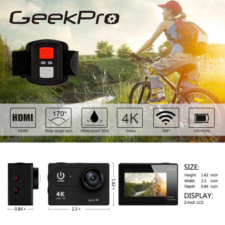 geekpro 4.0 rview