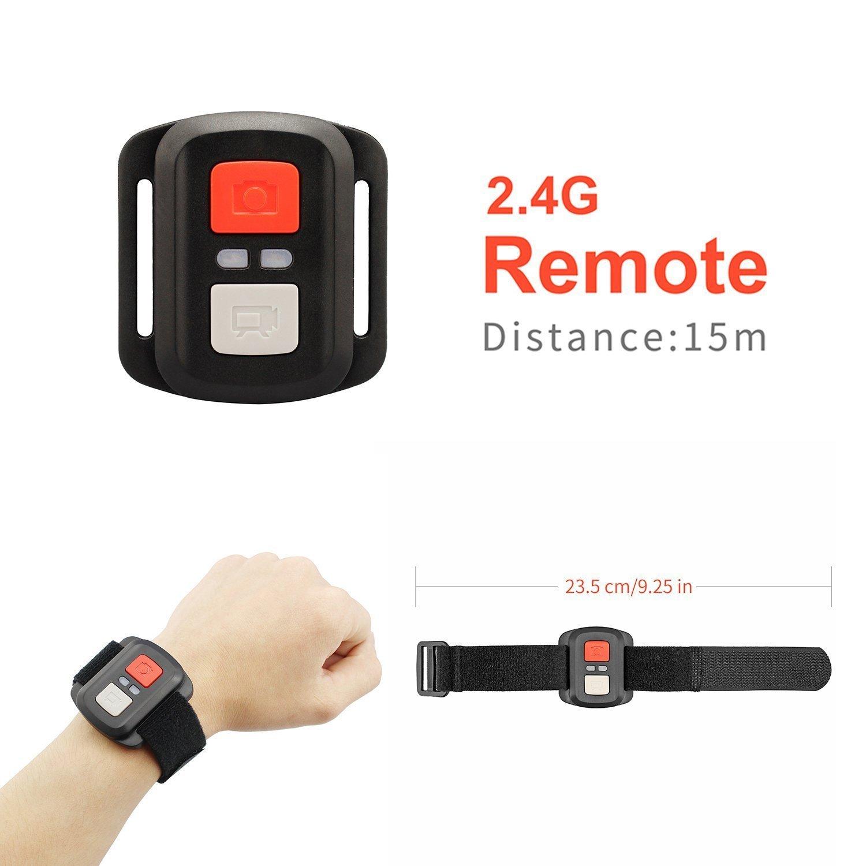 geekpro 4.0 remote control