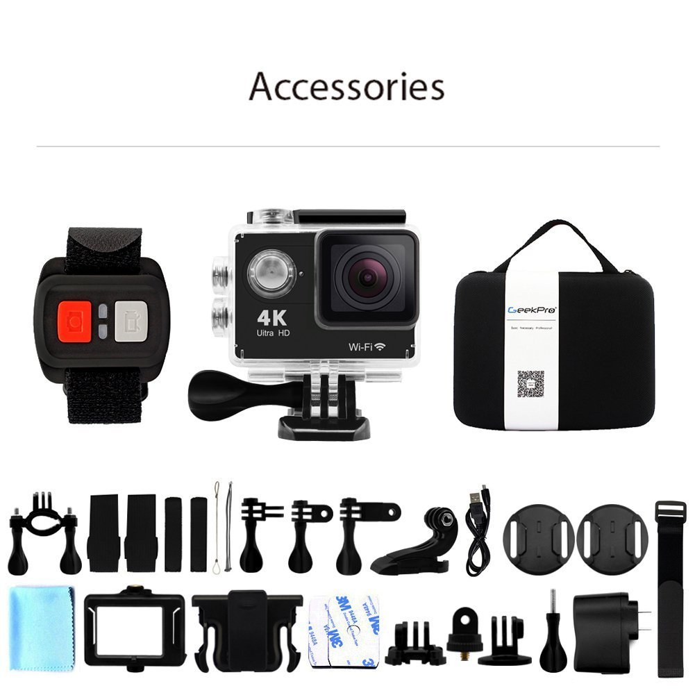 geekpro 4.0 accessories