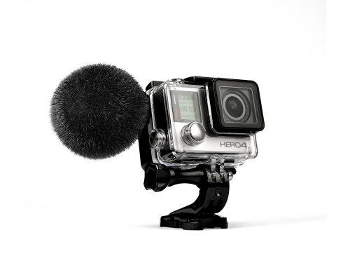 GoPro external mic