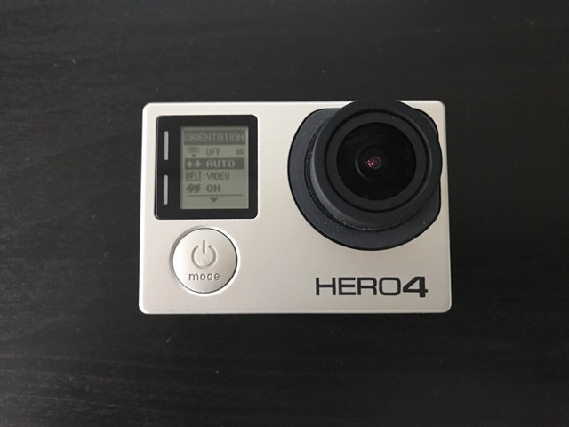 change GoPro video orientation