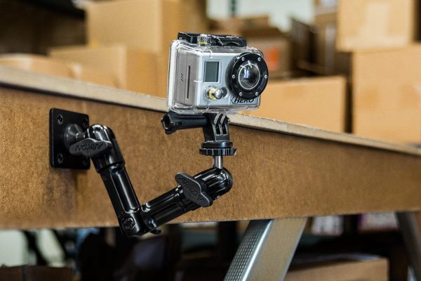 how to use a gopro as a security cam