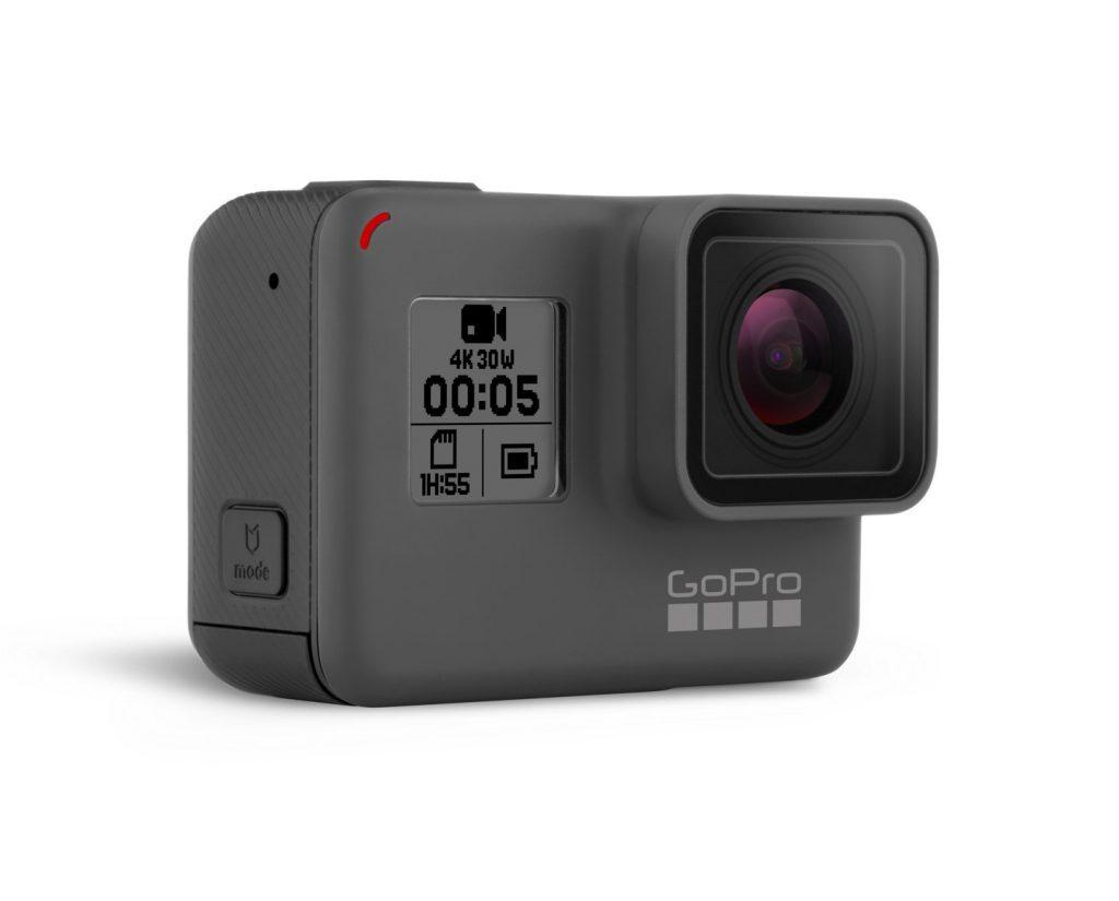 is GoPro Hero 5 Black Waterproof