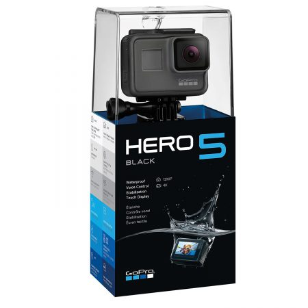 GoPro Hero5 Black specs