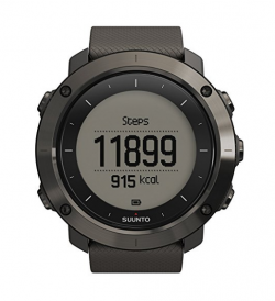 Suunto Traverse Step count