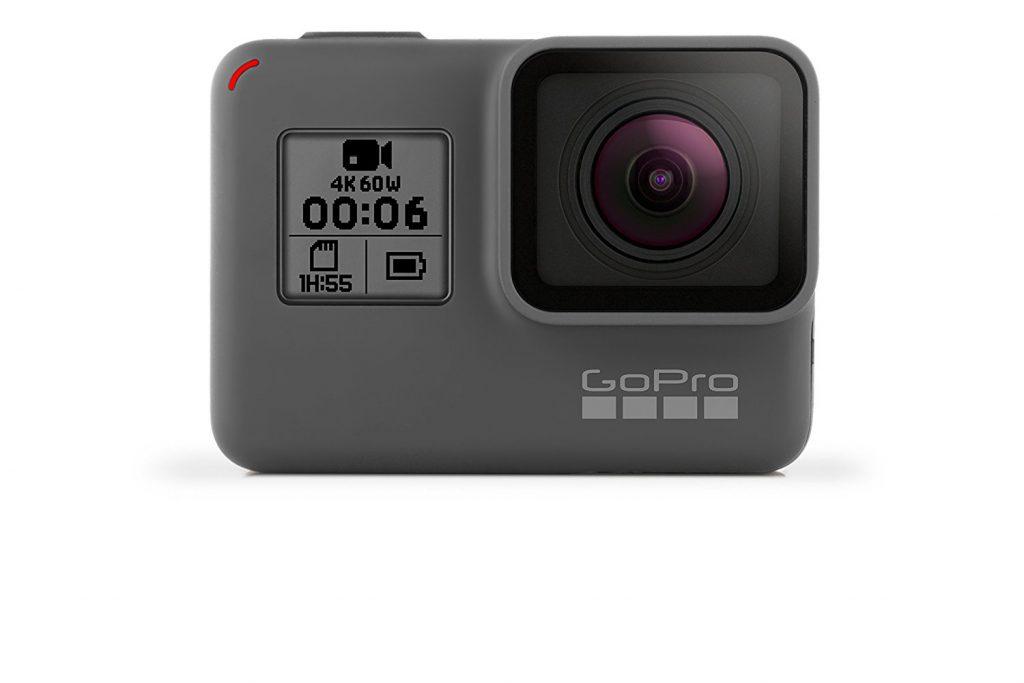 is GoPro Hero 6 Black Waterproof