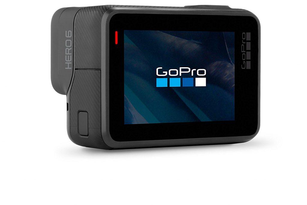 GoPro Hero6 Black Voice Commands