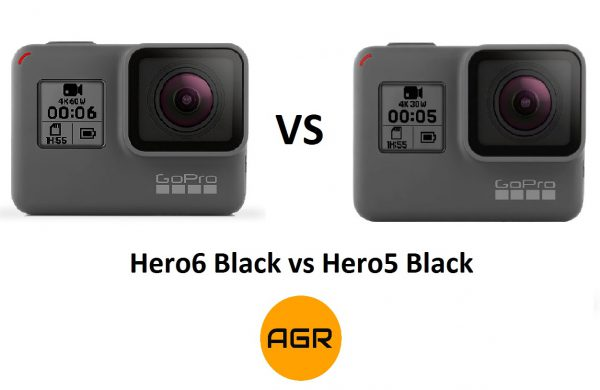 GoPro Hero6 vs Hero5