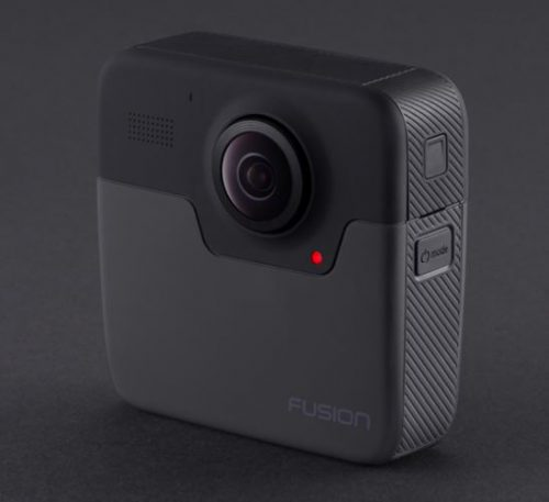 is GoPro Fusion Waterproof