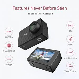 13 best action sports cameras for 2018 action gadgets reviews the yi 4k is the latest offering from the brand providing you a lot of upgrades since the former release it has a simpler branding on its front with a fandeluxe Gallery
