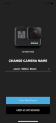 Reset GoPro Hero 8 Black & MAX WiFi Password