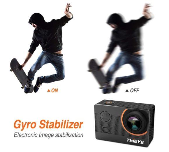 ThiEYE E7 Gyro Stabilizer