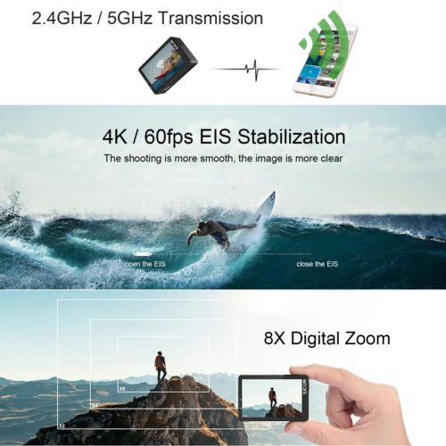 SJCAM SJ8 Pro Features
