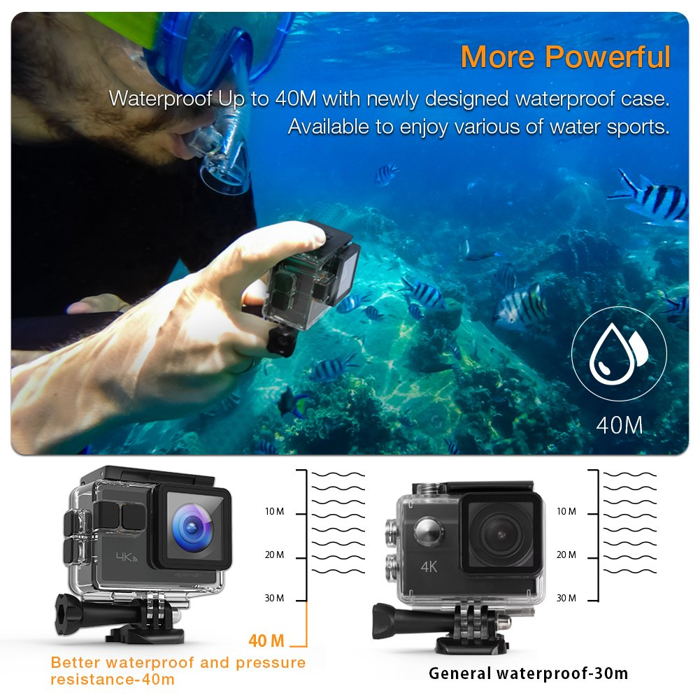 Apeman A80 waterproof