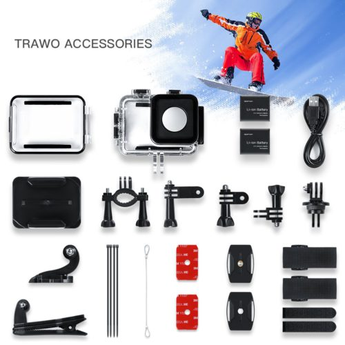 Apeman Trawo Accessories