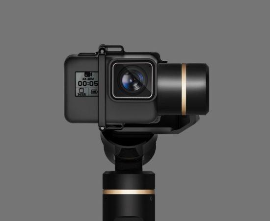 Feiyu Tech G6 with GoPro Hero 6