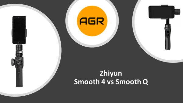 zhiyun smooth q vs smooth 4