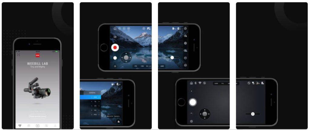 zhiyun zy play app