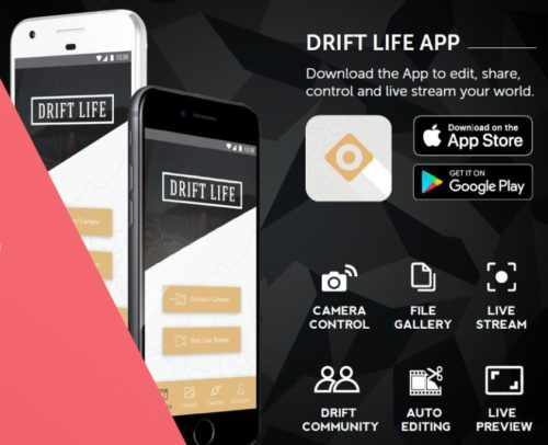Drift Ghost X Drift Life app
