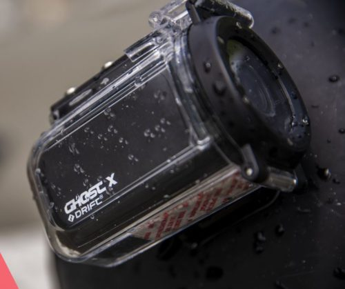 Drift Ghost X waterproof case