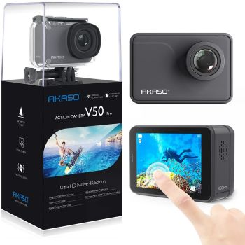 Akaso v50 Pro alternative to GoPro