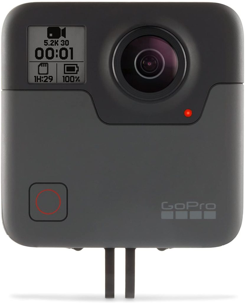 GoPro Fusion for snowboarding and skiing
