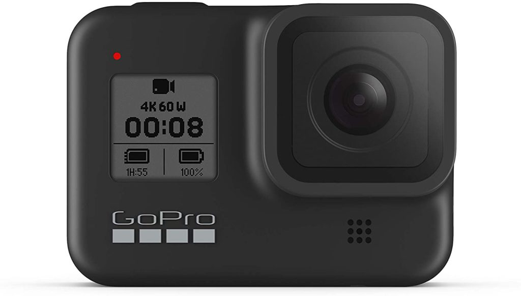 GoPro Hero8 Black design