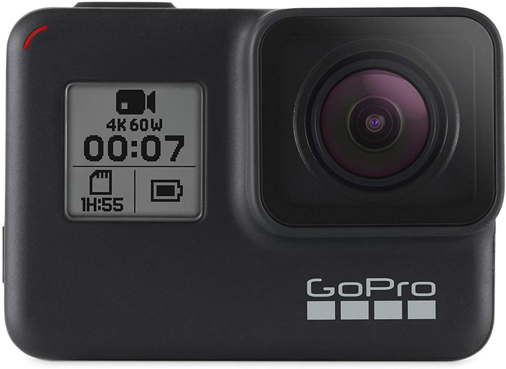 GoPro Hero7 Black for Snowboarding and Skiing
