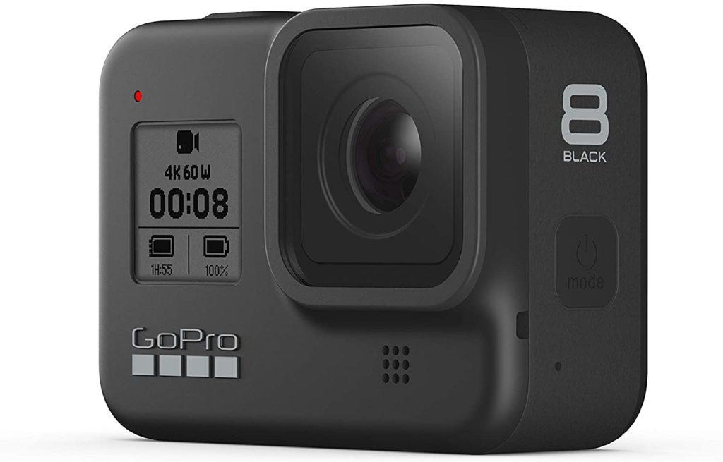 GoPro Hero8 Black Front Design LCD