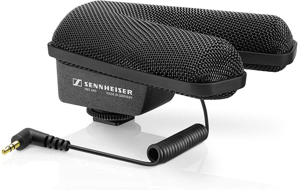 Sennhesier MKE-440 for GoPro