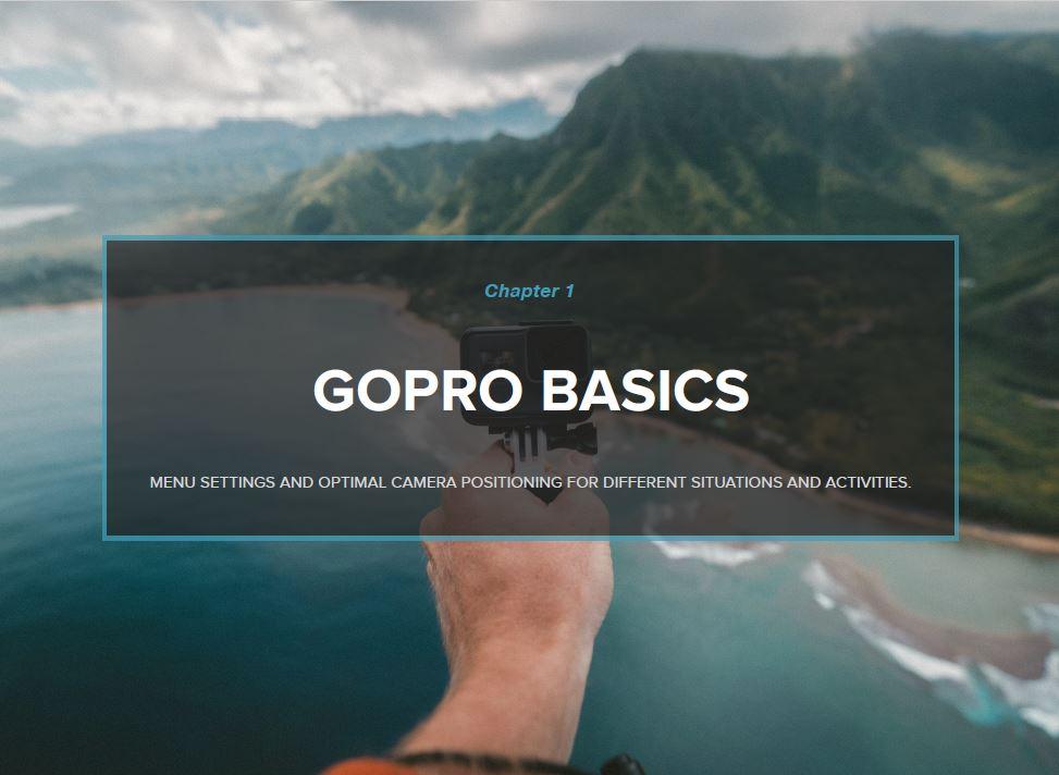 GoPro Handbook Chapter 1