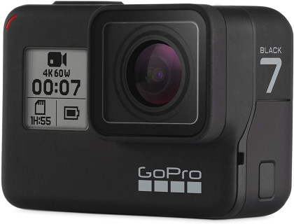 GoPro Hero7 Black Action Camera Review