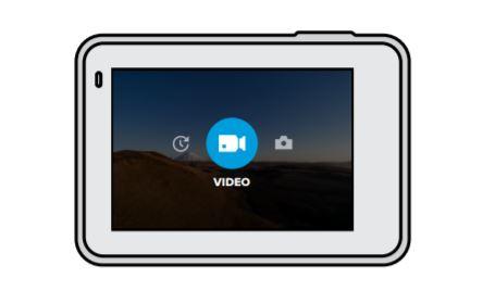GoPro Hero7 White Modes