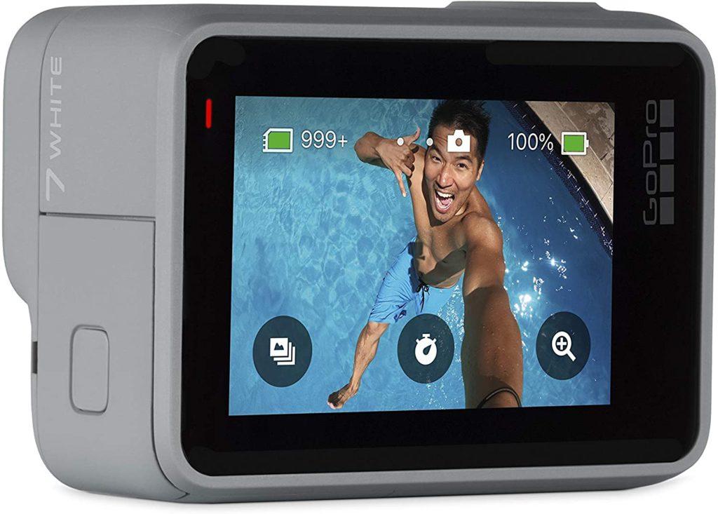 GoPro Hero7 White Touchscreen
