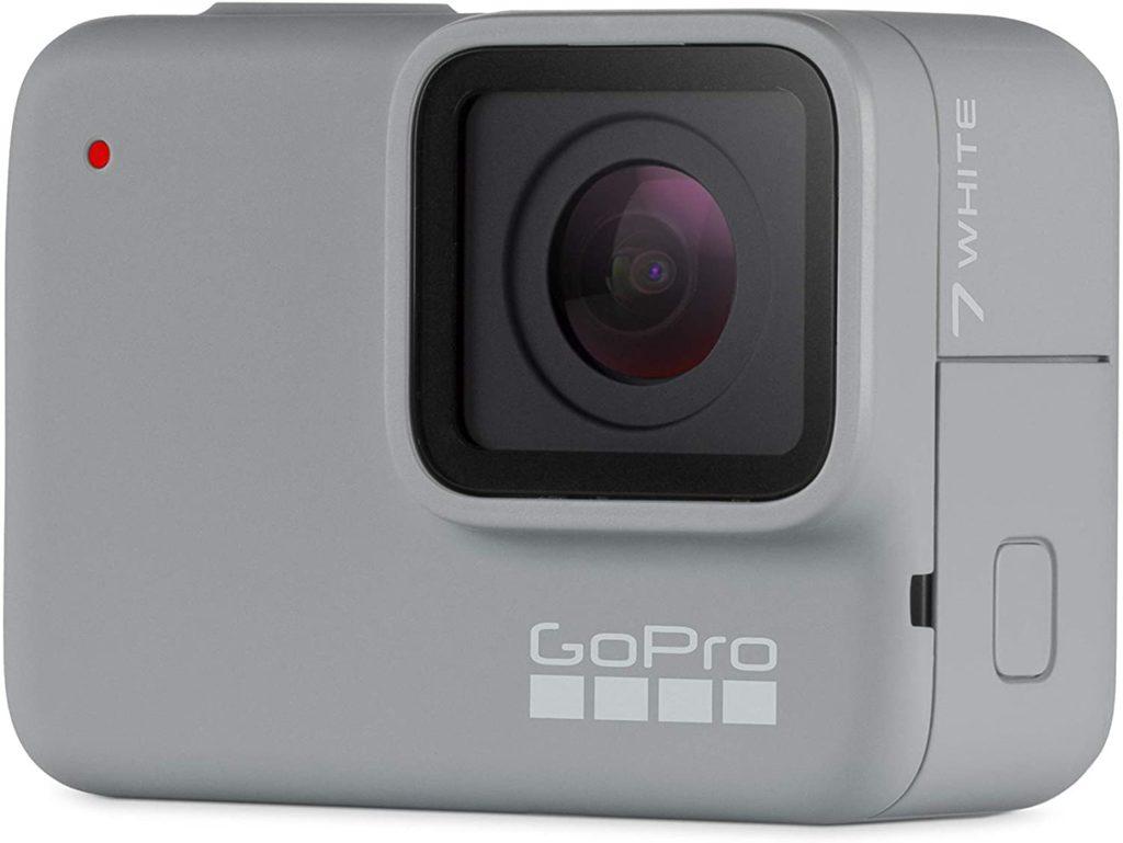 GoPro Hero7 White design front left