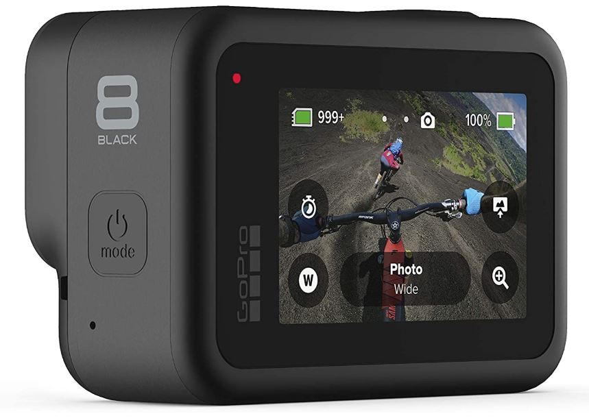 GoPro Hero8 Black Mode Button