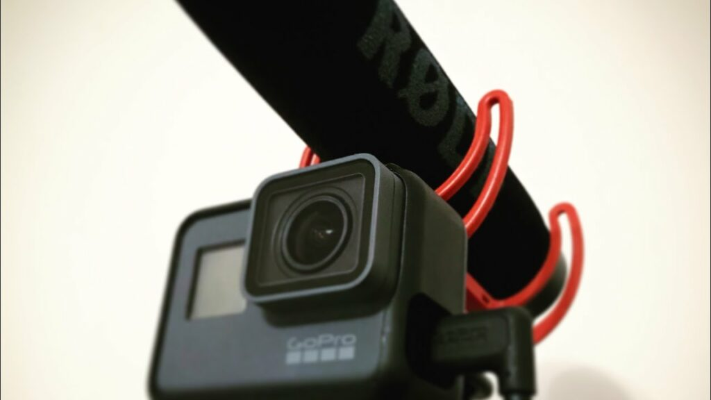 gopro microphone for vlogging