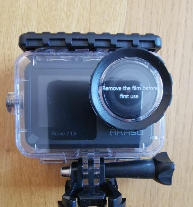 Akaso Brave 7 LE waterproof Case