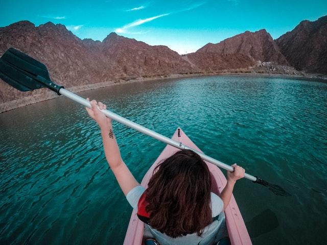 GoPro Kayak