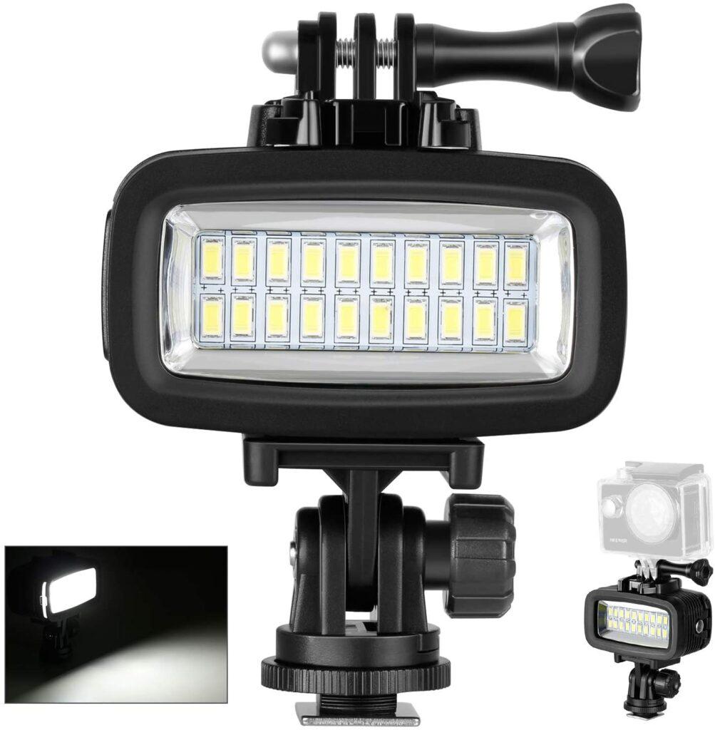 GoPro Lights for Scuba Diving