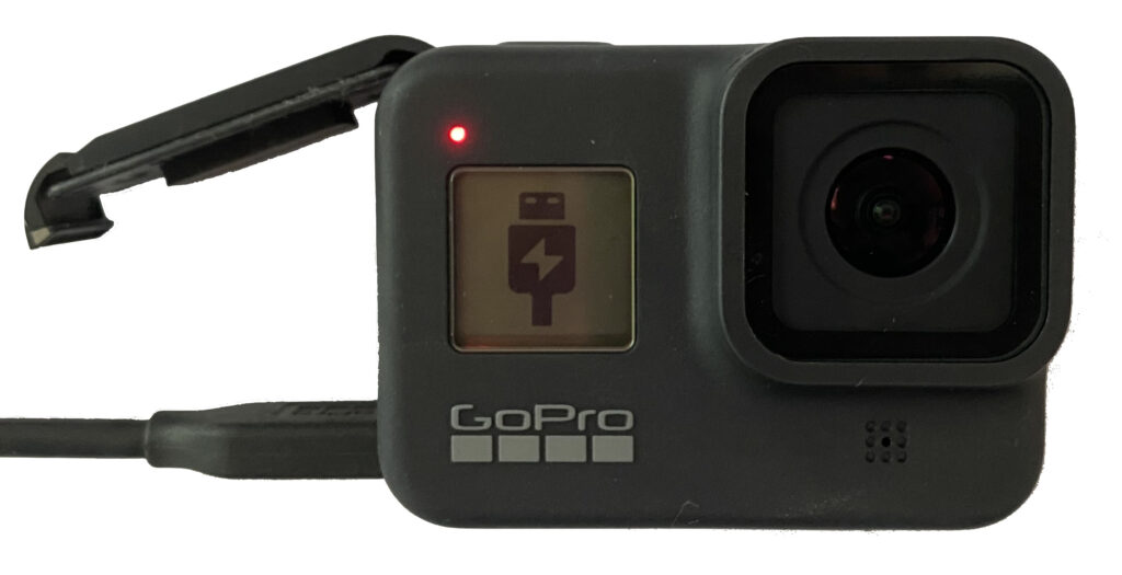 GoPro webcam USB mode