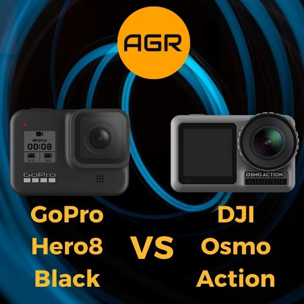 GoPro Hero8 Black vs DJI Osmo Action_featured